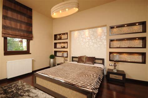 contemporary recessed walls  decorative