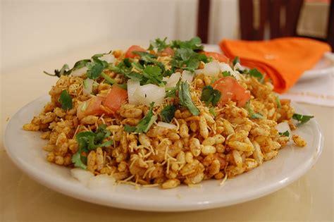 cuisine site bhelpuri
