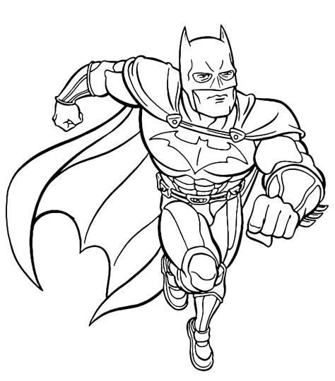 disegni da colorare batman e il supereroe batman da colorare gratis disegni da