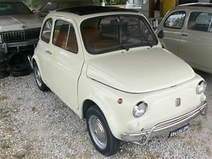 1972 Fiat 500 Model L For Sale