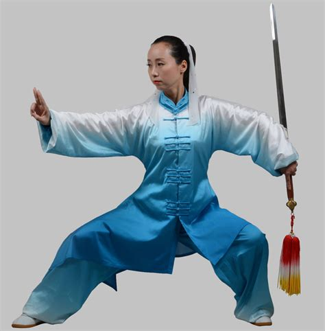 Customize Tai chi clothing taiji sword uniform kungfu outfit Martial arts clothes wushu suit for ...
