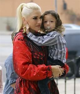 Apollo Bowie Flynn Rossdale Photos Photos - Gwen Stefani ...
