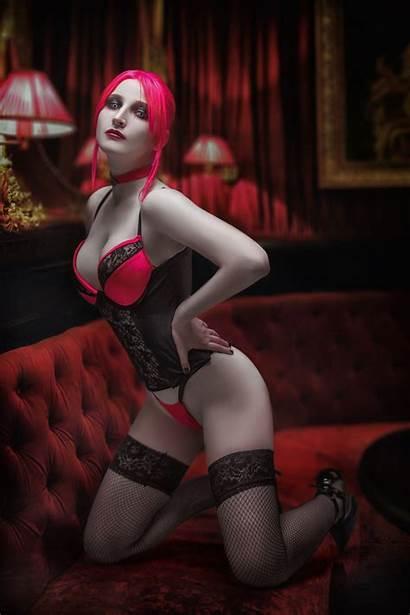 Vampire Masquerade Vv Deviantart Cosplay Bloodlines Velvet