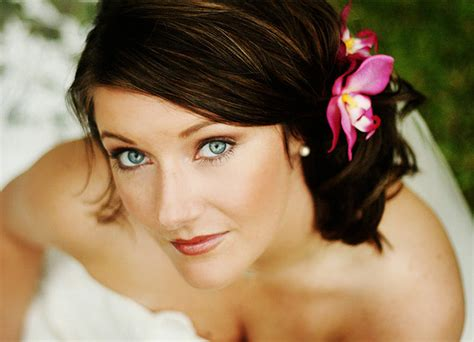 Wedding Hairstyle Flower|http