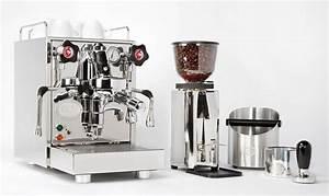 Kaffeemaschine Mit Mühle : ecm mechanika v slim service point kaffeemaschinen ~ Frokenaadalensverden.com Haus und Dekorationen