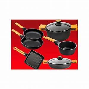 Batterie Cuisine Induction : batterie de cuisine en pierre pour induction valdiz ~ Premium-room.com Idées de Décoration