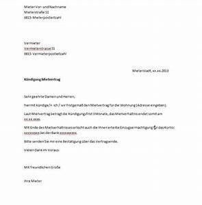 Mietvertrag Gekündigt Mieter Zieht Nicht Aus : mietvertrag k ndigen so gehts richtig inkl gratis ~ Lizthompson.info Haus und Dekorationen