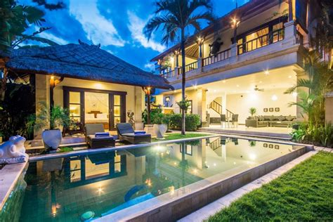 2 Bedroom Bali Private Pool Villa