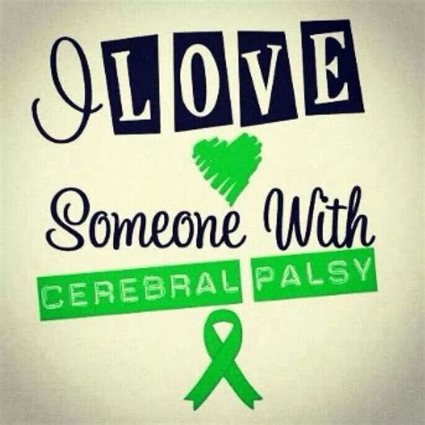 Love, Cerebral Palsy Awareness And Cerebral Palsy On Pinterest
