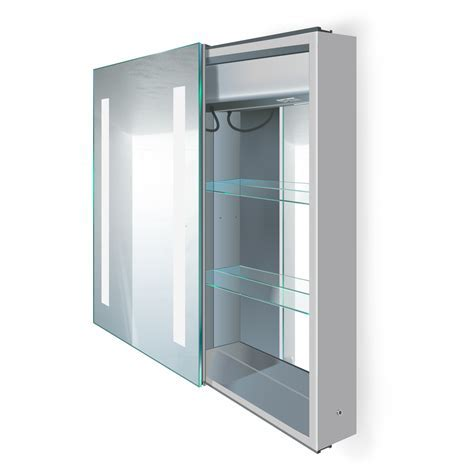 Rolls 20 LED Medicine Cabinet 20 Inch X 30 Inch   Soft