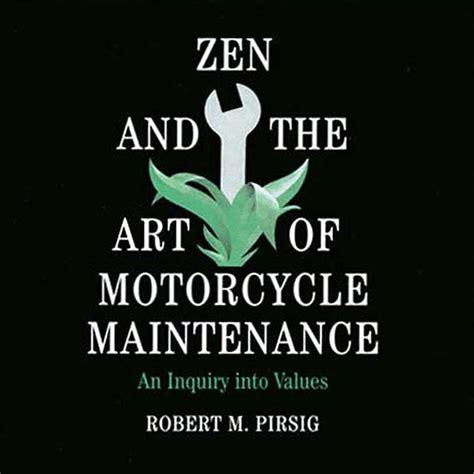 zen motorcycle maintenance macmillan pirsig robert