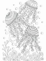 Coloring Complex Adults Teens Adult Colorir Printable Mycoloring sketch template