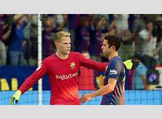 FIFA 18 Real Madrid vs FC Barcelona Full Match PS4 Pro