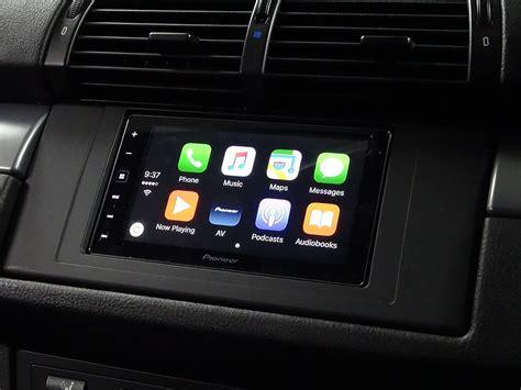 bmw  pioneer apple carplay sph da