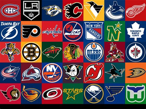 Nhl Logo Wallpaper Collection