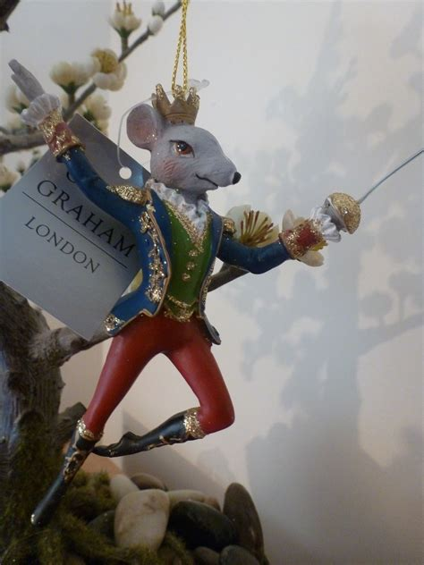 gisela graham fairy tale nutcracker king rat christmas