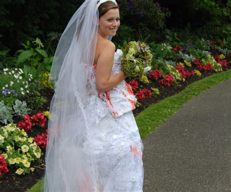 UpCycled Wedding Dress All