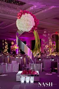 The Design Series: Stunning Tall Centerpieces - André