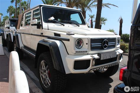 Our car experts choose every product we feature. Mercedes-Maybach G 650 Landaulet W463 - 2 November 2018 - Autogespot