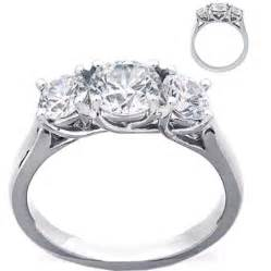 engagement rings 3 diamonds three engagement rings the wedding specialists