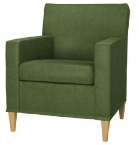 Karlstad Chair Cover Uk by Ikea Karlstad Chair Slipcover Armchair Cover Sivik Green