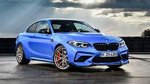 2020 Bmw M2 Cs Debuts With Manual Trans And More Power