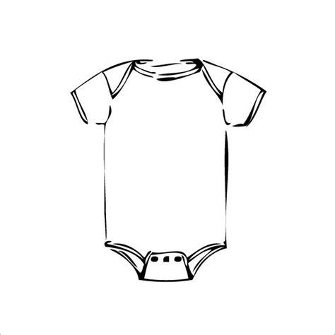 baby onesie template 20 onesie templates psd pdf free premium templates