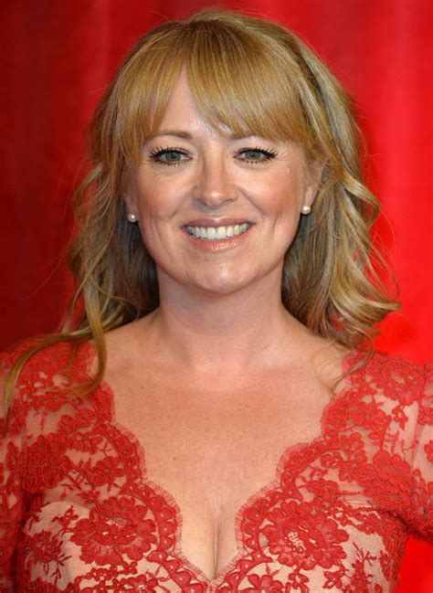 Coronation Street star Sally Ann Matthews silences 'ginger ...