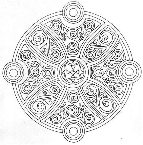 Dessin A Imprimer Mandala Dessin De Mandala A Imprimer