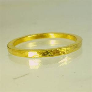 pure gold mens wedding band 24 karat solid gold ring100 With pure gold wedding rings