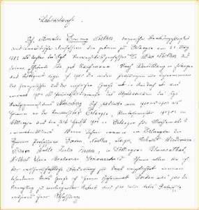 4 handgeschriebener lebenslauf muster questionnaire for Handgeschriebener lebenslauf beispiel