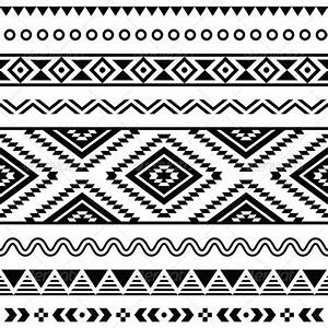Simple Aztec Patterns » Dondrup.com