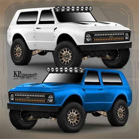 concept blazer 17 best images about chevy k5 on pinterest cars chevy