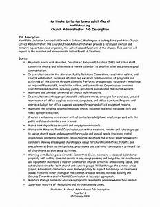 best photos of template for admin job duties With admin assistant job description template