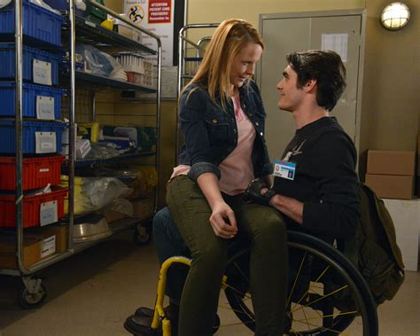 bays car from switched at birth rj mitte and vanessa marano advocate for the disability