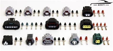 Toyotum Wiring Connector by Engine Loom Essential Connector Set Toyota 20v 4a Ge Nzefi