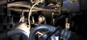 How To Replace A Blown Out Spark Plug On A Ford Triton