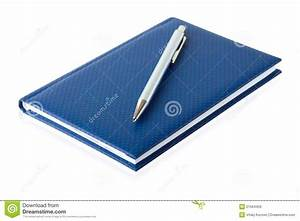 Notebook And Pen Royalty Free Stock Images - Image: 21564459
