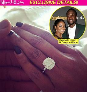 gabrielle unions enagement ring from dwyane wade cost With gabrielle union wedding ring