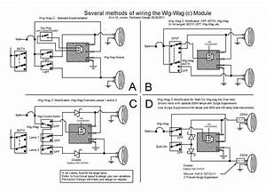 Wig Wag Flasher Module
