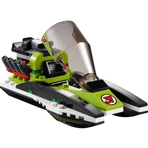 Lego Boat Racer by Lego 60114 Race Boat Lego 174 Sets City Mojeklocki24