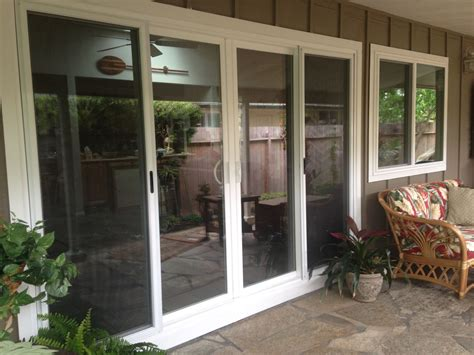 sliding vinyl patio doors exles ideas pictures