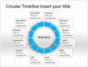 best circular diagrams templates for presentations With circular calendar template