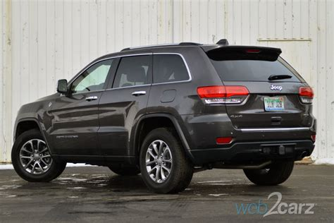 jeep cherokee green 2015 2015 jeep grand cherokee limited 4x4 review web2carz
