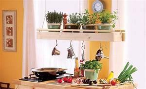 Kräutertöpfe In Der Küche : kr uterregal k che ~ Michelbontemps.com Haus und Dekorationen