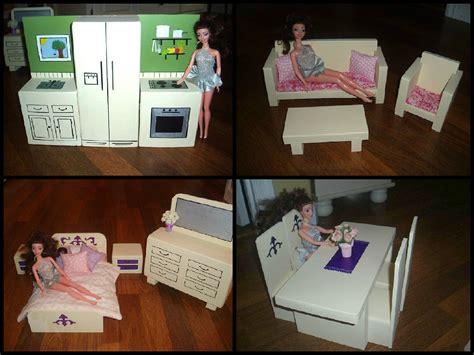 diy barbie furniture plans