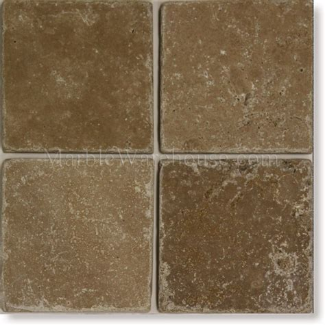 tumbled noce travertine tile noce tumbled travertine tile 6 quot x6 quot
