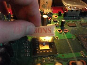 tuto changer la pate thermique du gpu changement p 226 te thermique et installation du kit rrod