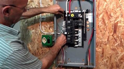 How Hook Generator Your Electrical Panel The