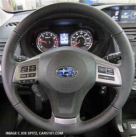subaru forester steering wheel 2014 subaru forester interior photos